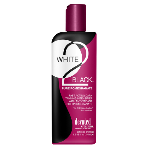 Buy White 2 Black Pure Pomegranate - Aroga.eu