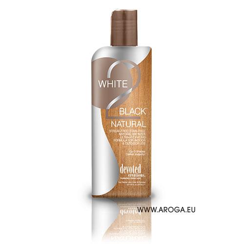 White 2 Black Natural - Devoted Creations - Aroga.eu